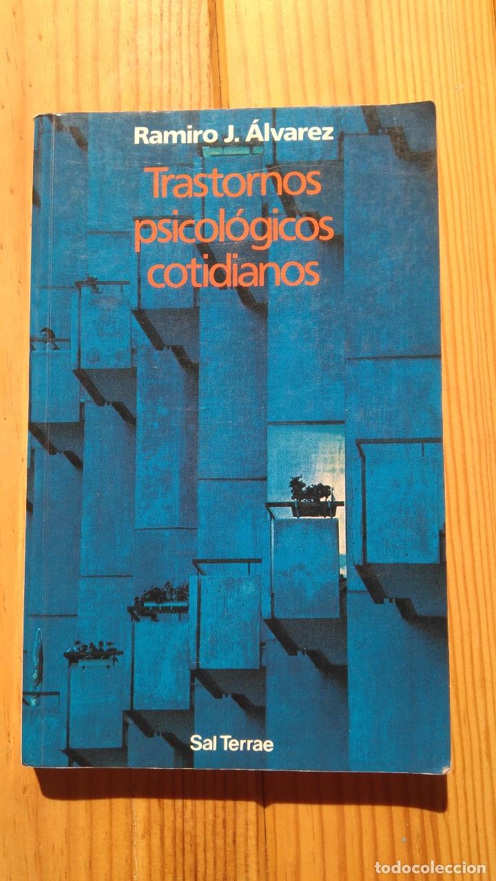 TRASTORNOS PSICOLÓGICOS COTIDIANOS (Libros de Segunda Mano - Pensamiento - Psicología)