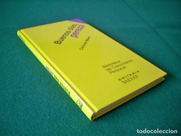 Libros de segunda mano: BUENOS DÍAS, PEREZA - BIBLIOTECA DE CRECIMIENTO PERSONAL - CORINNE MAIER - SALVAT - 1º EDICIÓN 2004 - Foto 2 - 178004037