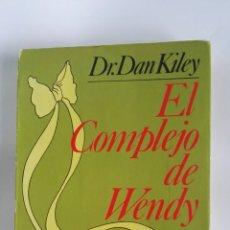 Libros de segunda mano: EL COMPLEJO DE WENDY. Lote 178911762