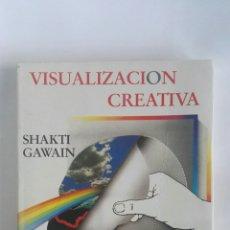 Libros de segunda mano: VISUALIZACION CREATIVA. Lote 180108645
