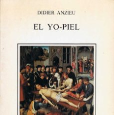 Libros de segunda mano: EL YO-PIEL - DIDIER ANZIEU. BIBLIOTECA NUEVA. Lote 180194117