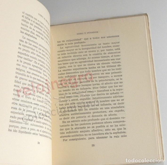 Libros de segunda mano: QUIRÓN EL CENTAURO CONSIDERACIONES PSICOANALÍTICAS SOBRE LA ATARAXIA LIBRO ROF CARBALLO PSICOTERAPIA - Foto 3 - 180208338