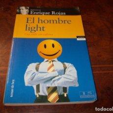 Libros de segunda mano: EL HOMBRE LIGHT, UNA VIDA SIN VALORES. ENRIQUE ROJAS. Lote 180229441