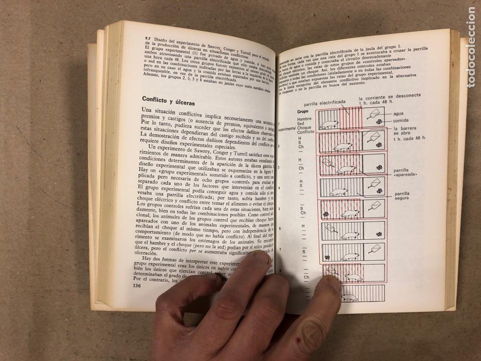 Libros de segunda mano: LA PSICOLOGÍA DEL MIEDO. JEFFREY A. GRAY. EDICIONES GUADARRAMA 1971. ILUSTRADO. 255 PÁGINAS. - Foto 5 - 180274195