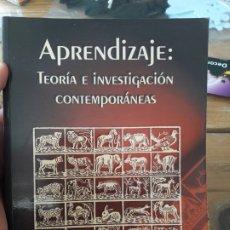 Libros de segunda mano: APRENDIZAJE, TEORIA Y PRACTICA. TARPY, ROGER M. EDITORIAL: MCGRAW-HILL, 2003. Lote 180339118