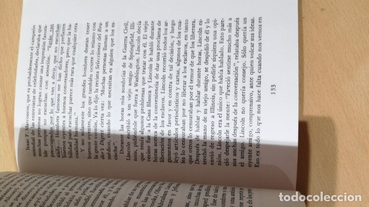 Libros de segunda mano: COMO GANAR AMIGOS E INFLUIR SOBRE LAS PERSONAS - DALE CARNEGIE / 71-72 AB - Foto 9 - 180422342