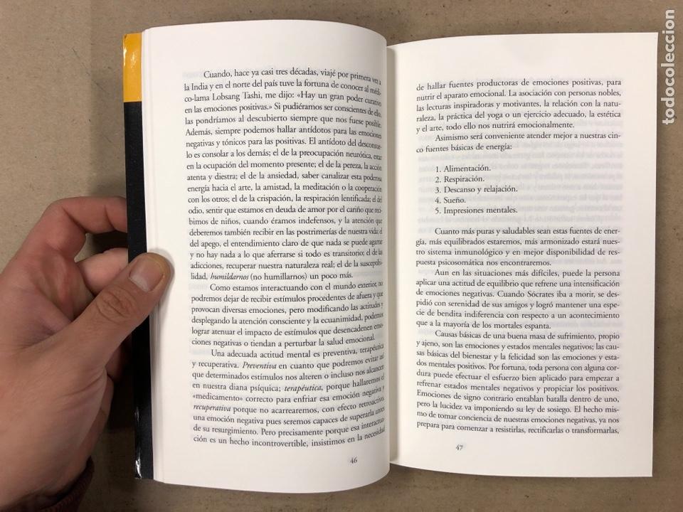 Libros de segunda mano: TERAPIA EMOCIONAL, LA SALUD DE LOS SENTIMIENTOS. RAMIRO CALLE. EDICIONES TEMAS DE HOY 1998 - Foto 4 - 180426868