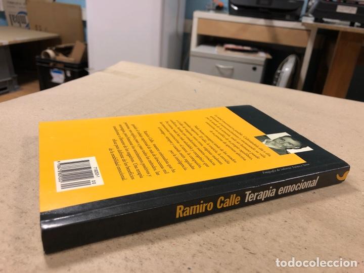 Libros de segunda mano: TERAPIA EMOCIONAL, LA SALUD DE LOS SENTIMIENTOS. RAMIRO CALLE. EDICIONES TEMAS DE HOY 1998 - Foto 8 - 180426868