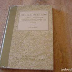 Libros de segunda mano: ALUCINADOS Y PERSEGUIDOS. JULES SÉGLAS. BIBLIOTECA DE LOS ALIENISTAS DEL PISUERGA. 2012. PRECINTADO.. Lote 180943586