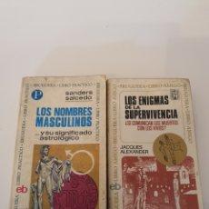 Libros de segunda mano: LIBROS DE BRUGUERA. Lote 182092108