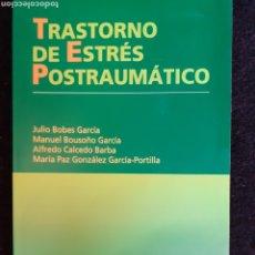 Libros de segunda mano: TRASTORNO DE ESTRES POSTRAUMATICO - MASSON -. Lote 182376692