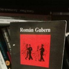 Libros de segunda mano: PATOLOGÍAS DE LA IMAGEN .ROMAN GUBERN 2004. Lote 182634186