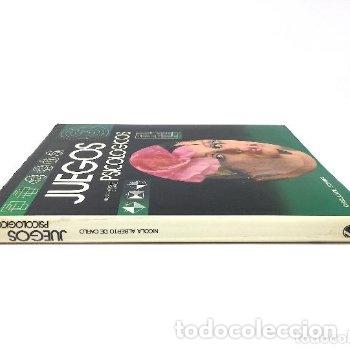 Libros de segunda mano: JUEGOS PSICOLOGICOS TEST DE INTELIGENCIA CÍRCULO DE LECTORES 1988 - Foto 3 - 182747383
