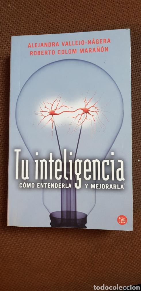 LIBRO PSICOLOGÍA TU INTELIGENCIA (Libros de Segunda Mano - Pensamiento - Psicología)
