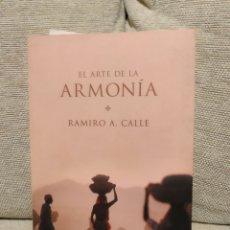 Libros de segunda mano: EL ARTE DE LA ARMONIA. Lote 182992211