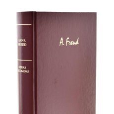 Libros de segunda mano: OBRAS ESCOGIDAS - FREUD, ANNA. Lote 184005660