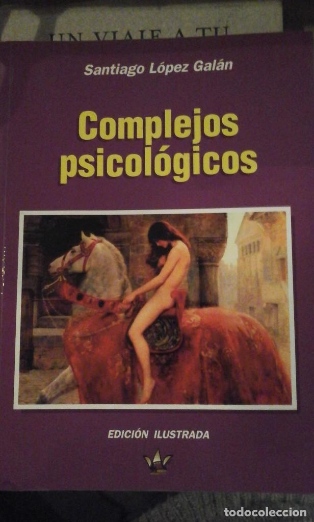 COMPLEJOS PSICOLÓGICOS. EDICIÓN ILUSTRADA (JAÉN, 2013) (Libros de Segunda Mano - Pensamiento - Psicología)