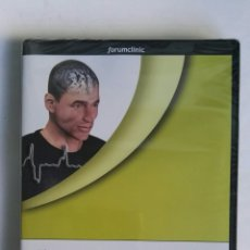Libros de segunda mano: EL TRASTORNO BIPOLAR DVD FORUMCLINIC GUÍA INTERACTIVA. Lote 184366750