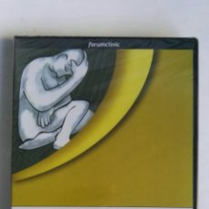 Libros de segunda mano: LA DEPRESIÓN DVD FORUMCLINIC GUÍA INTERACTIVA. Lote 184367538