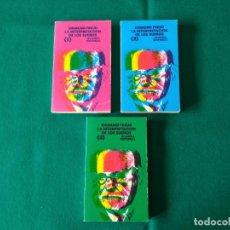 Libros de segunda mano: LA INTERPRETACIÓN DE LOS SUEÑOS 1 - 2 - 3 - SIGMUND FREUD - ALIANZA EDITORIAL - 1991 -1991 - 1990. Lote 184572428