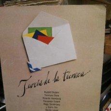 Libros de segunda mano: TEROÍA DE LA TÉCNICA, PSICOANÁLISIS, REVISTA DE LA ASOCIOACIÓN PSICOANALÍTICA DE BUENOS AIRES, 1987. Lote 185786325