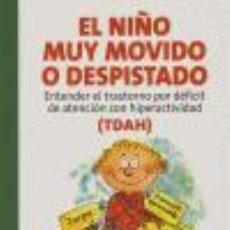Libros de segunda mano: EL NIÑO MUY MOVIDO O DESPISTADO. - GREEN, CHRISTOPHER.. Lote 191513555