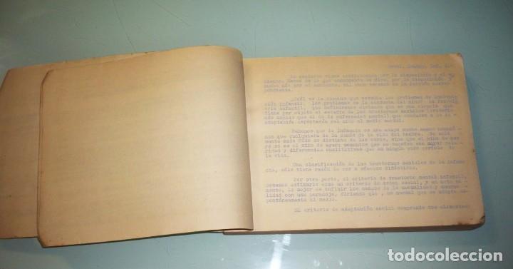 Libros de segunda mano: Antiguo Libro Visitadoras Sociales. Prof.Dr.L.Folch Camarasa - Foto 2 - 191534980