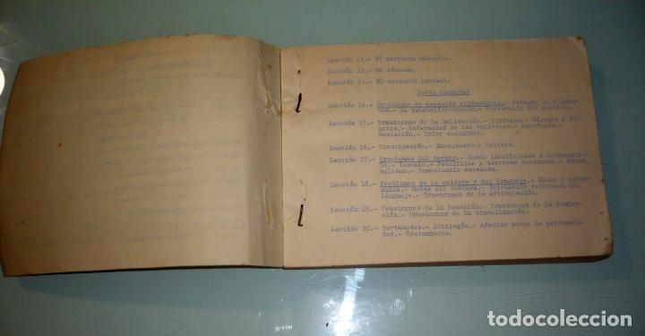 Libros de segunda mano: Antiguo Libro Visitadoras Sociales. Prof.Dr.L.Folch Camarasa - Foto 8 - 191534980