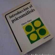 Libros de segunda mano: INTRODUCCIÓN AL PSICOANÁLISIS. PIERRE DACO. Lote 193791575