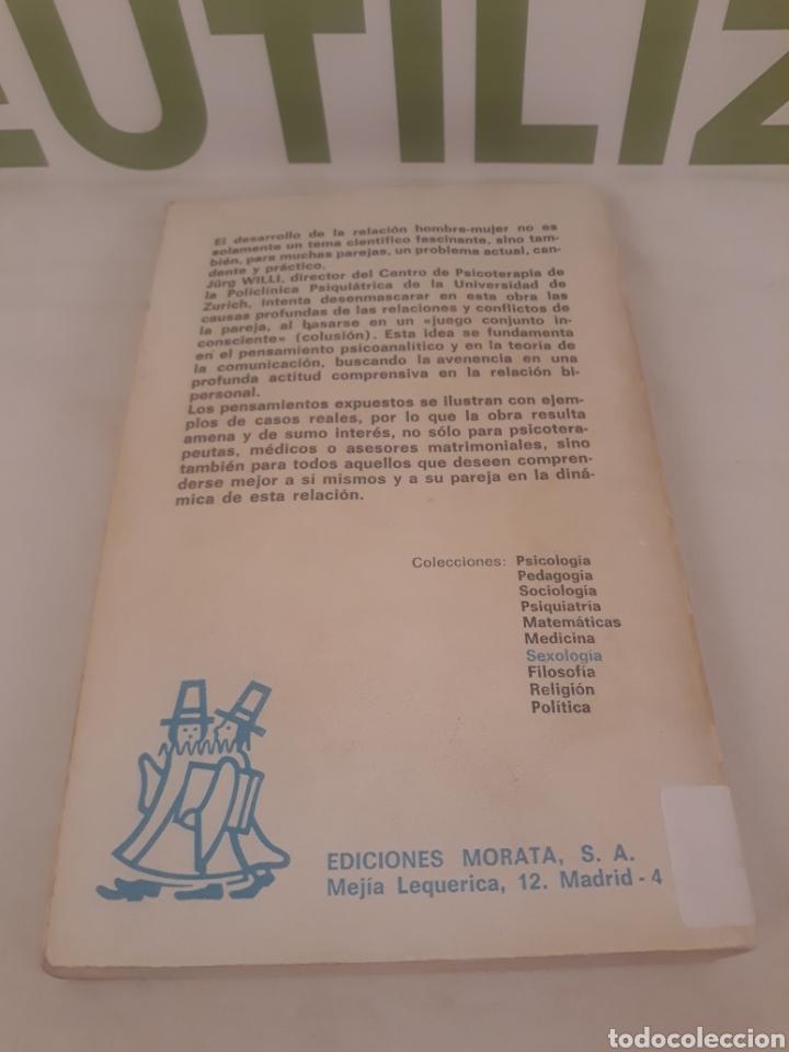 Libros de segunda mano: La pareja humana:relacion y conflicto.Ediciones Morata.J Willi. - Foto 2 - 194499641