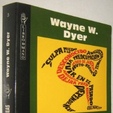Libros de segunda mano: TUS ZONAS ERRONEAS - WAYNE W. DYER. Lote 194706840