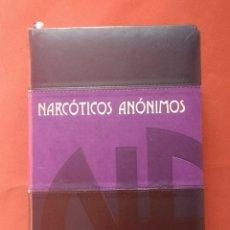 Libros de segunda mano: NARCÓTICOS ANÓNIMOS - EDICIÓN DE LUJO Y NUMERADA.. Lote 194872266