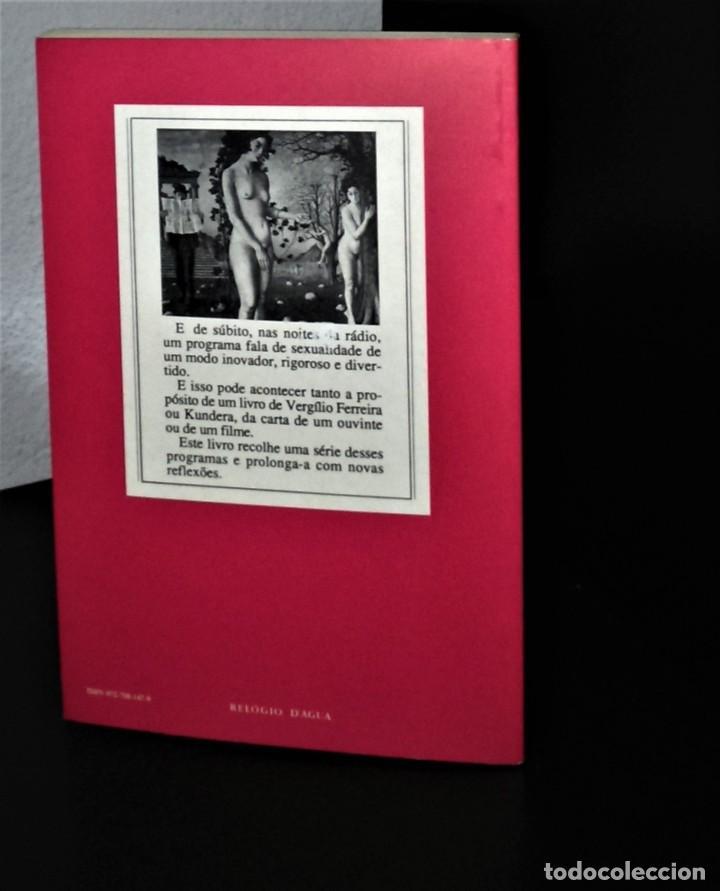Libros de segunda mano: O Sexo dos Anjos de Júlio Machado Vaz - Foto 2 - 194899442