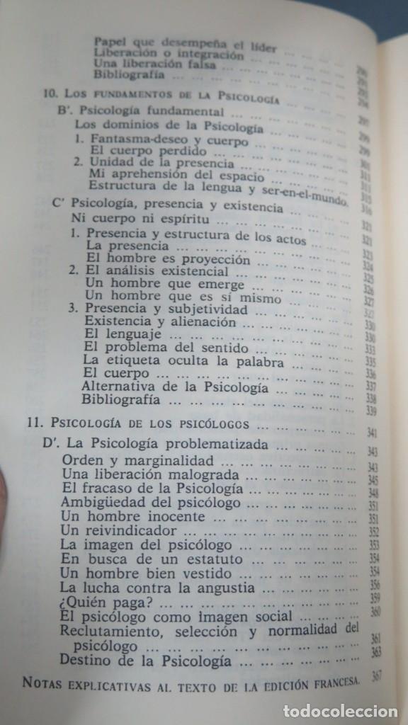 Libros de segunda mano: LOS DOMINIOS DE LA PSICOLOGÍA. RICHARD. 2 TOMOS - Foto 7 - 194901105