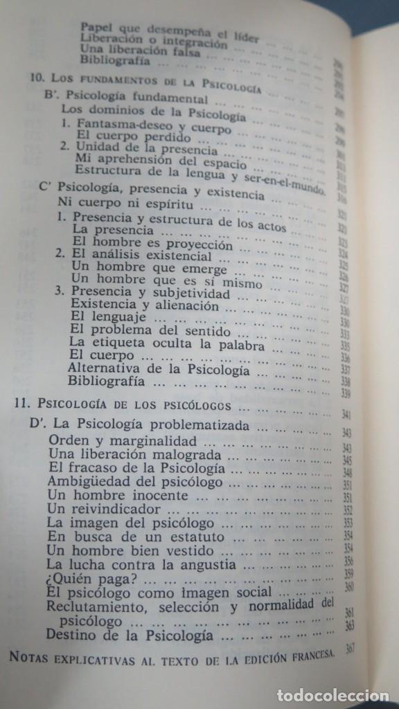 Libros de segunda mano: LOS DOMINIOS DE LA PSICOLOGÍA. RICHARD. 2 TOMOS - Foto 8 - 194901105