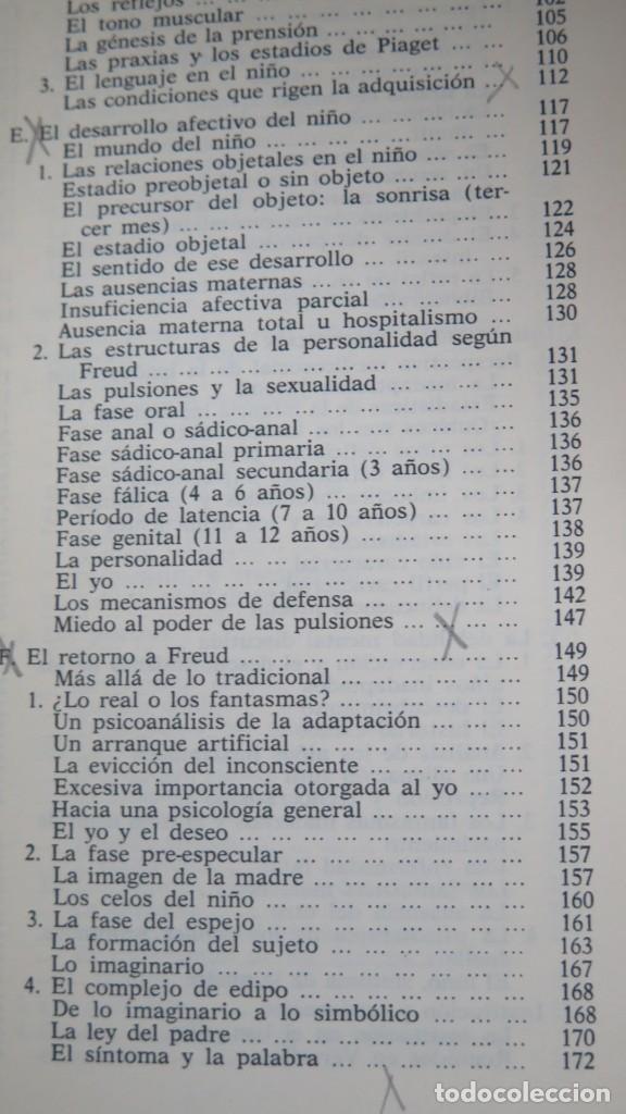 Libros de segunda mano: LOS DOMINIOS DE LA PSICOLOGÍA. RICHARD. 2 TOMOS - Foto 11 - 194901105