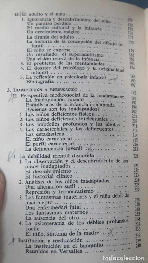 Libros de segunda mano: LOS DOMINIOS DE LA PSICOLOGÍA. RICHARD. 2 TOMOS - Foto 12 - 194901105