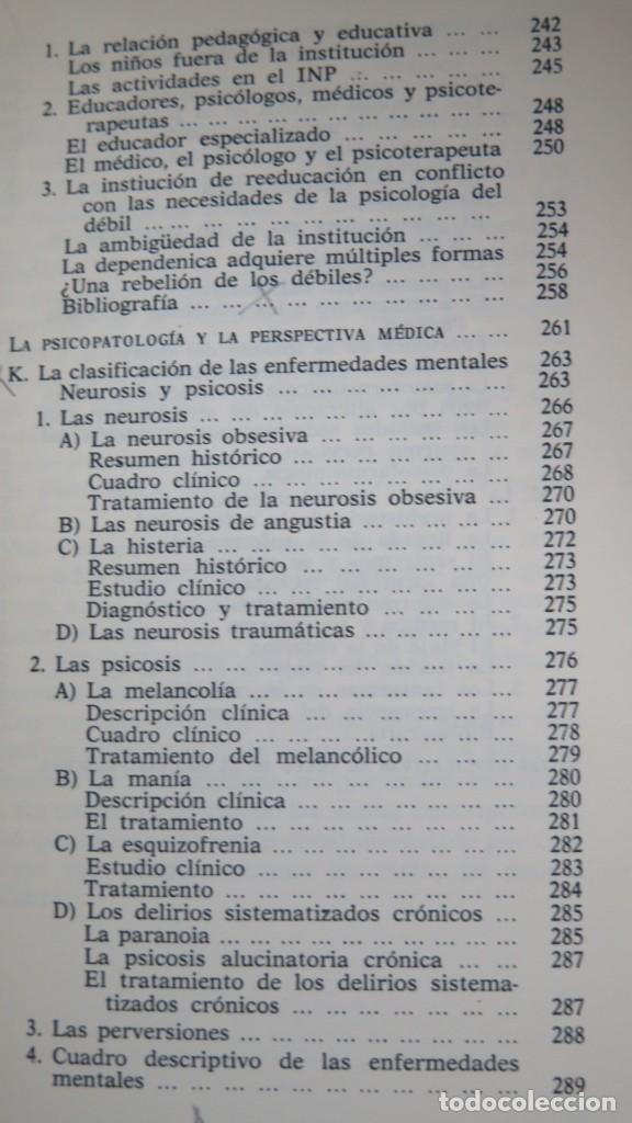 Libros de segunda mano: LOS DOMINIOS DE LA PSICOLOGÍA. RICHARD. 2 TOMOS - Foto 13 - 194901105