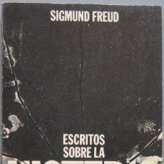 Libros de segunda mano: ESCRITOS SOBRE LA HISTERIA. FREUD. Lote 194901207
