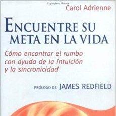 Libros de segunda mano: ENCUENTRE SU META EN LA VIDA. Lote 194988898