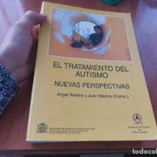 Livros em segunda mão: GRAN TOMO EL TRATAMIENTO DEL AUTISMO NUEVAS PERSPECTIVAS ANGEL RIVIERE Y JUAN MARYOS 1ERA ED. 1997. Lote 195017058