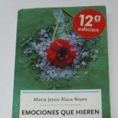 Libros de segunda mano: EMOCIONES QUE HIEREN. Lote 195054455