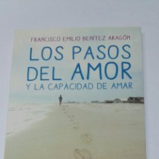 Libros de segunda mano: LOS PASOS DEL AMOR Y LA CAPACIDAD DE AMAR. Lote 195055077