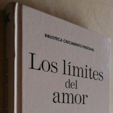 Libros de segunda mano: LOS LÍMITES DEL AMOR, WALTER RISO. Lote 205822807