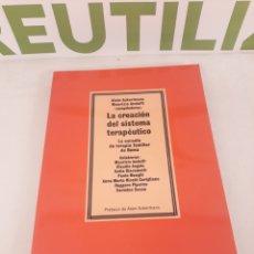 Libros de segunda mano: LA CREACION DEL SISTEMA TERAPEUTICO.PAIDOS TERAPIA FAMILIAR.. Lote 195213791