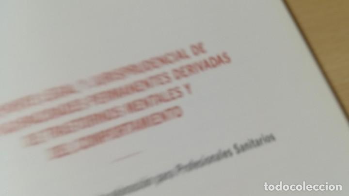 Libros de segunda mano: SOPORTE LEGAL JURISPRUDENCIAL INCAPACIDADES TRANSTORNOS MENTALES COMPORTAMIENTO/ PSIQUIATRIAK503 - Foto 7 - 195232546