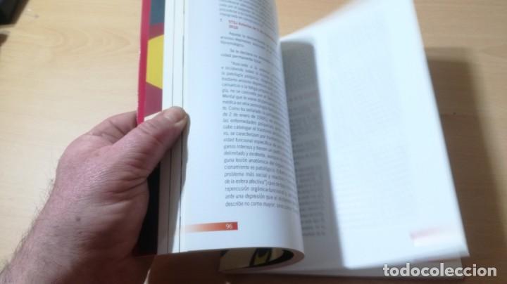Libros de segunda mano: SOPORTE LEGAL JURISPRUDENCIAL INCAPACIDADES TRANSTORNOS MENTALES COMPORTAMIENTO/ PSIQUIATRIAK503 - Foto 17 - 195232546