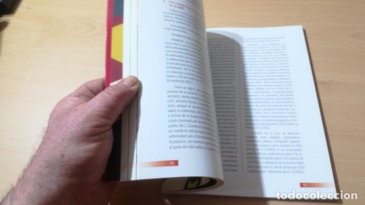 Libros de segunda mano: SOPORTE LEGAL JURISPRUDENCIAL INCAPACIDADES TRANSTORNOS MENTALES COMPORTAMIENTO/ PSIQUIATRIAK503 - Foto 18 - 195232546