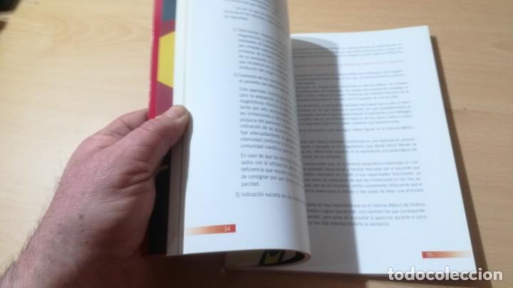 Libros de segunda mano: SOPORTE LEGAL JURISPRUDENCIAL INCAPACIDADES TRANSTORNOS MENTALES COMPORTAMIENTO/ PSIQUIATRIAK503 - Foto 19 - 195232546