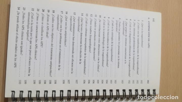 Libros de segunda mano: LO QUE SIEMPRE QUISO SABER DE LOS PSICOFARMACOS Y NUNCA SE ATREVIO A PREGUNTARK503 - Foto 19 - 195234246